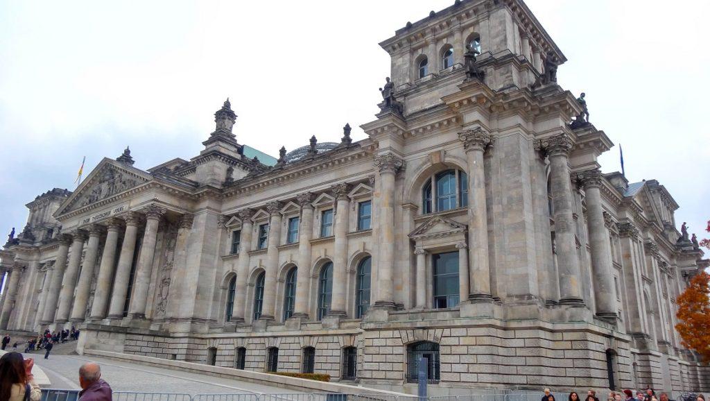 Bundestag, in. Reichstag, Berlin