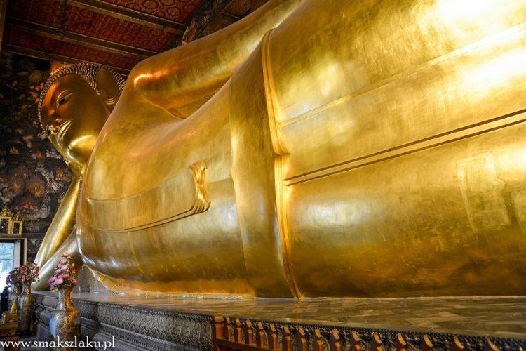 Bangkok Leżący Budda