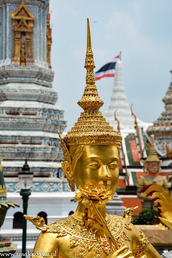 Bangkok Wielki Pałac