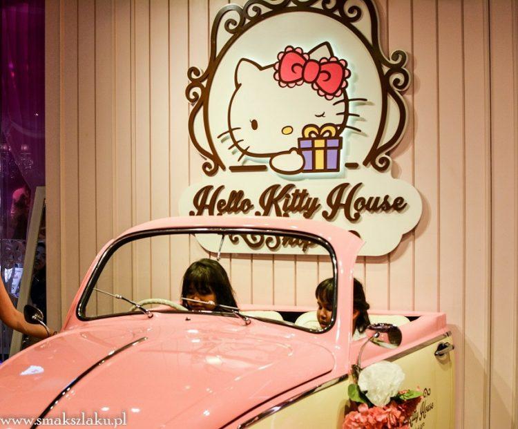 Bangkok Hello Kitty House