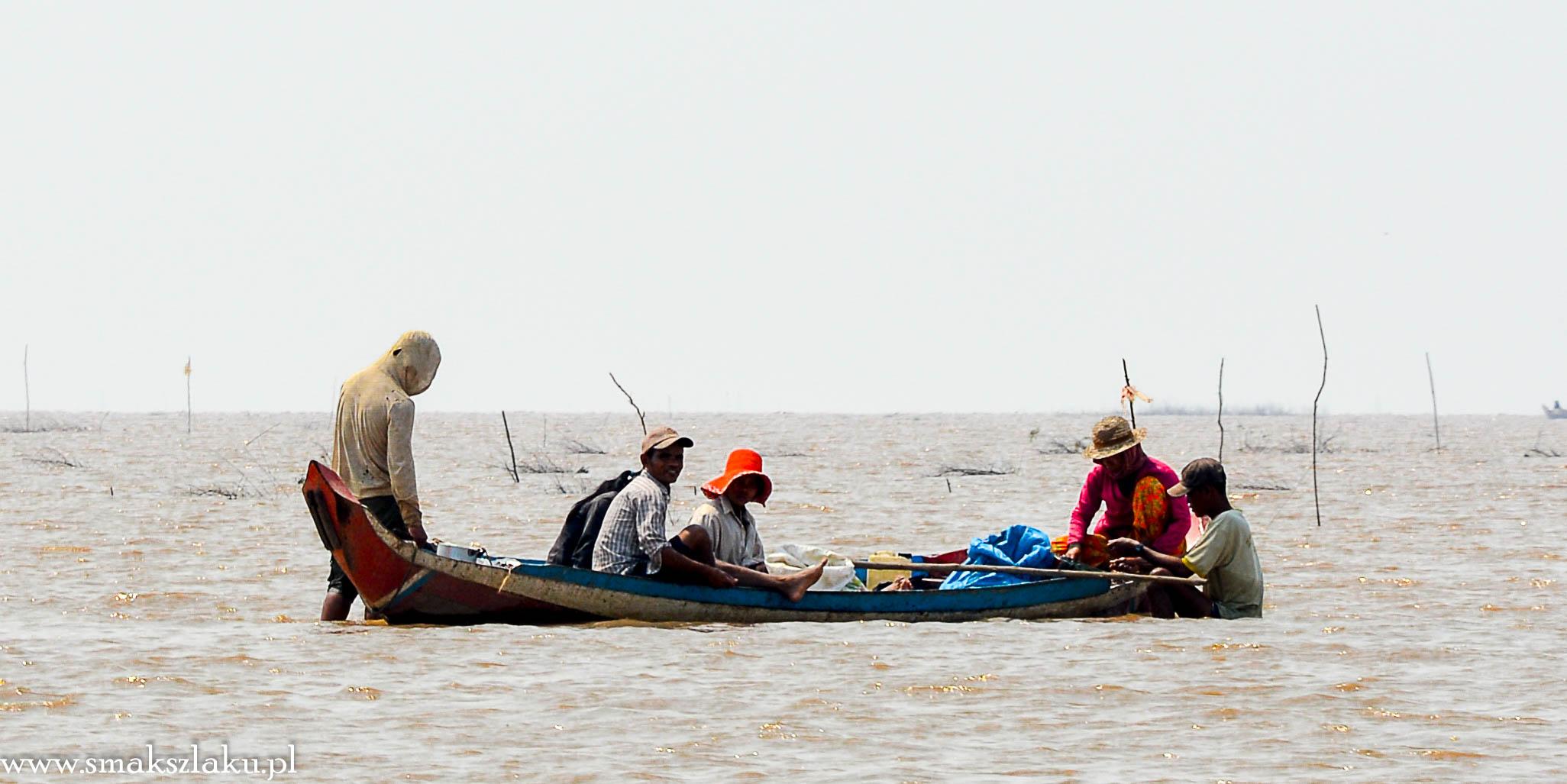 Kambodża, Tonle Sap