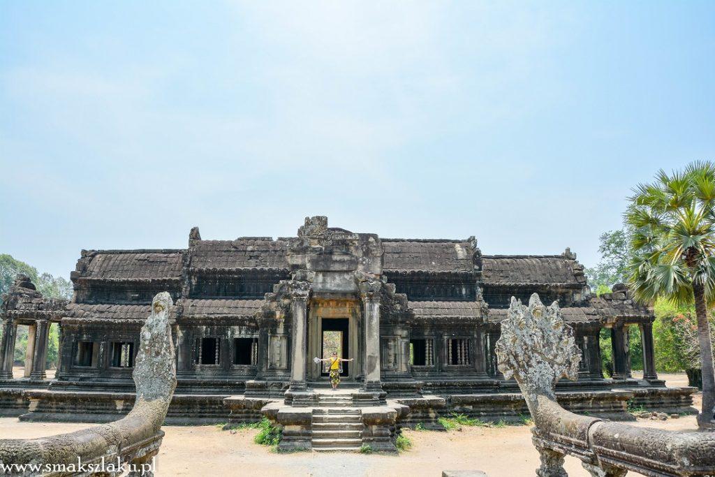 Kambodża, Angkor Wat
