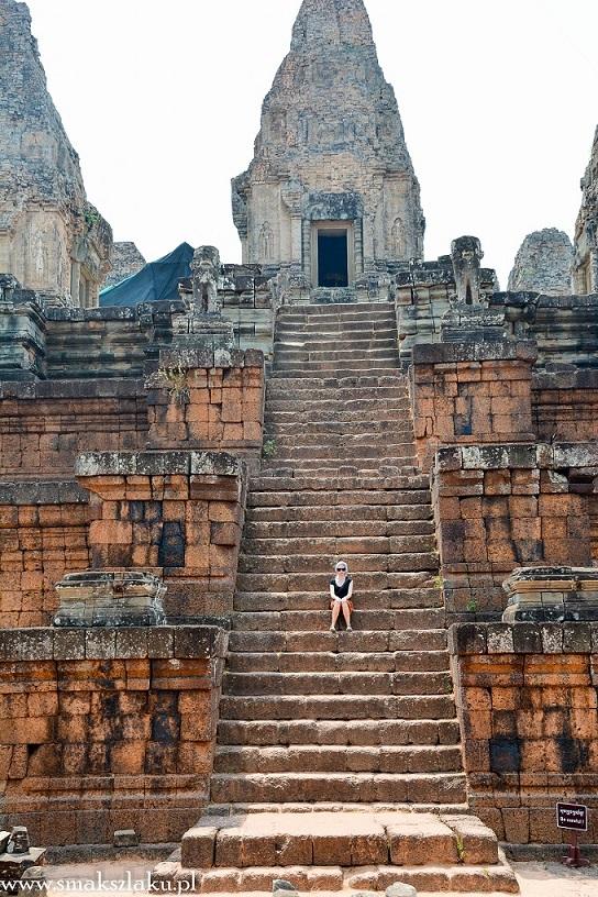 Kambodża, Prae Roup