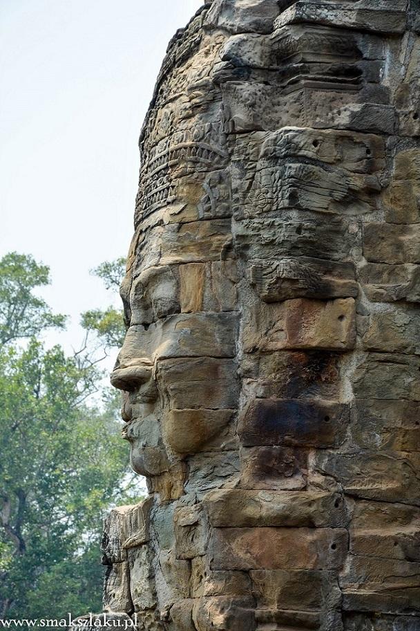 Kambodża, Angkor Thom