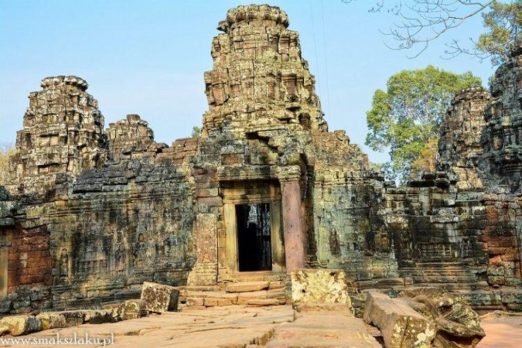 Kambodża, Banteay Kdei