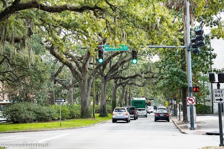 Savannah, Oglethorpe St.
