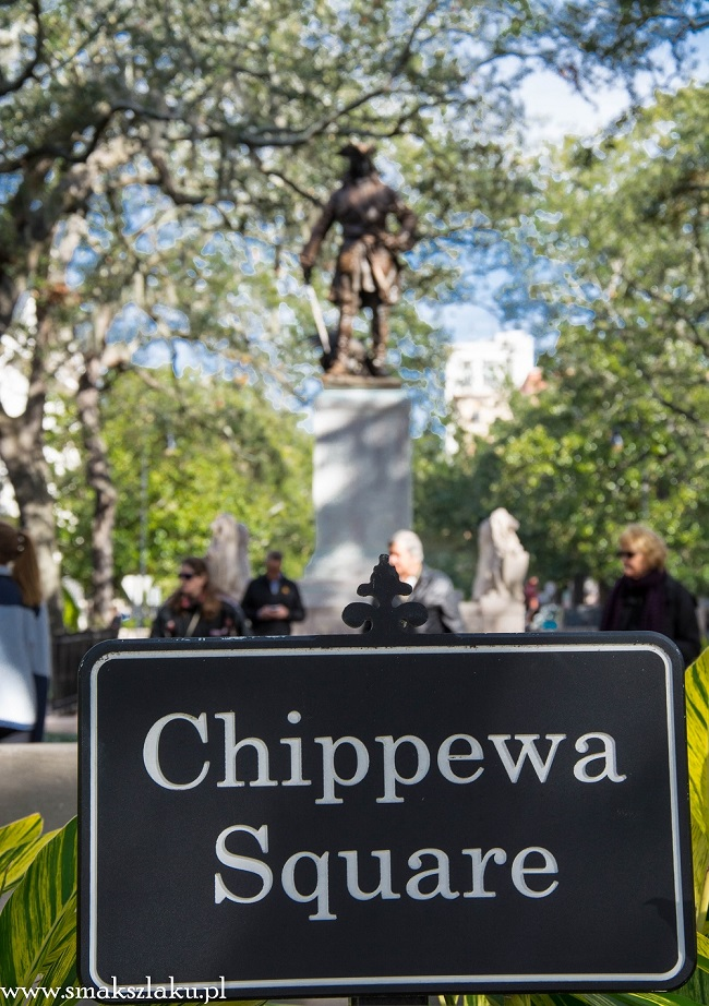Savannah, Chippewa Square
