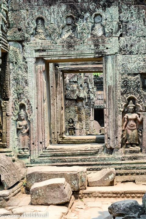 Kambodża, Preah Khan